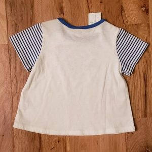 First Impressions Shirts & Tops - NWT First Impressions Jeweled Necklace T-shirt